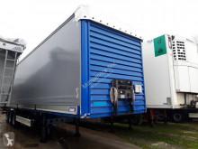 Merker M300 01 0Y semi-trailer used tautliner
