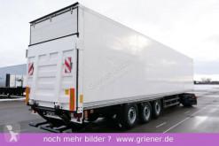 نصف مقطورة عربة مقفلة Schmitz Cargobull SKO 24/ LBW 2500 kg STEHEND /2 x LIFTACHSE /ZURR
