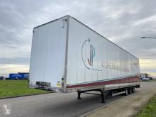 Sættevogn kassevogn Talson 3-Axle Mega / Box / Koffer / BPW Axles / Drumbrakes