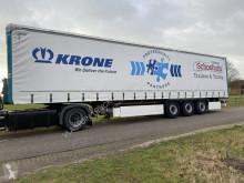 Krone Paper Liner semi-trailer used tautliner