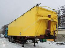 Semitrailer Trailor Alukipper ca. 53 kubik* flak begagnad
