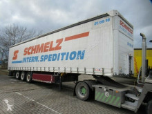 Sættevogn Schmitz Cargobull S01, Edscha, Portaltüren, Lift, SAF Scheibe palletransport brugt