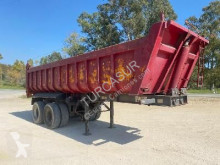 Fruehauf DF33C1 semi-trailer used tipper