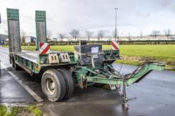 Pótkocsi Desot - 28 000 KG - 3 assen használt gépszállító