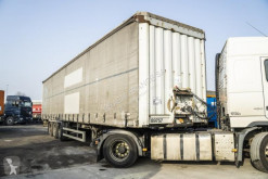Krone Profi Liner semi-trailer used box