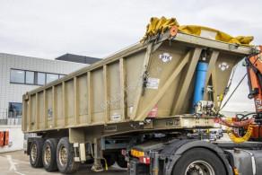 Robuste Kaiser BENNE ARRIERE ALU semi-trailer used tipper