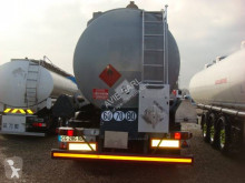 Trailor oil/fuel tanker semi-trailer 38T 9 COMPARTIMENTS