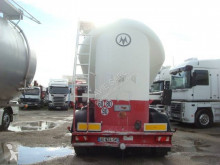 Spitzer powder tanker semi-trailer 38T 39M3