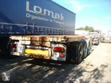 Sættevogn Fruehauf PORTE CONTAINER A LAMES containervogn brugt
