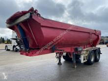 Semitrailer vagn för stengrundsläggning Robuste Kaiser Semi-Reboque