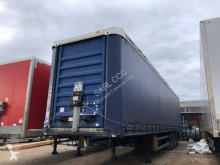 Fruehauf bâché CL 404 ES possibilité de location ou LOA semi-trailer used tautliner