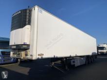 Semi remorque frigo mono température Chereau Carrier Maxima 1300 Mercedes Axles