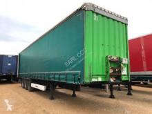 Krone Baché BW 748 NZ possibilité de location ou LOA semi-trailer used tautliner
