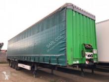 Krone Bachée BW 801 NZ possibilité de location ou LOA semi-trailer used tautliner