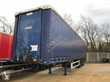 Coder tautliner semi-trailer Baché CH 413 KW possibilité de location ou LOA