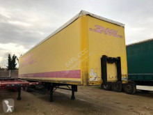 Trailer bakwagen Kögel Fourgon CY 572 MH possibilité de location ou LOA
