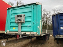 Fruehauf Plateau BN 467 EK possibilité de location ou LOA semi-trailer used flatbed