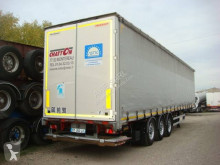 Fruehauf reel carrier tautliner semi-trailer TAUTLINER HAYON DHOLLANDIA 2T SUSPENSIONS AIR