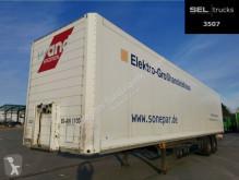 Semirremolque furgón Schmitz Cargobull SKO 18 / 2 Achsen / Rolltor