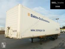 Náves Schmitz Cargobull SKO 18 / 2 Achsen / Rolltor dodávka ojazdený