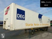 Semitrailer transportbil Schmitz Cargobull SKO 18 / 2 Achsen / Rolltor