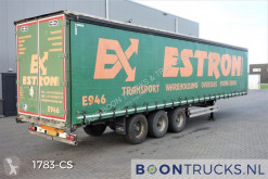 Van Hool tautliner semi-trailer 3B2014 | ALU SIDEBOARDS * HARDWOOD FLOOR * GALVANISED