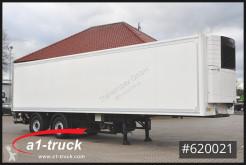 Sættevogn Rohr 2 Achs RSK/30, Zwankslenkung, LBW, Carrier Vector 1550 køleskab brugt