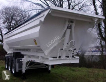 Socari construction dump semi-trailer