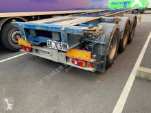Semi remorque Asca Chassis 20/30 PIEDS châssis occasion