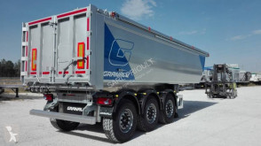 Granalu benne TP 28 m³ semi-trailer new construction dump