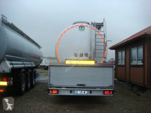 Maisonneuve AVEC POMPE 38T 32000L semi-trailer used food tanker