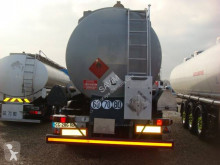 Trailor 38T 38000L 9 COMPARTIMENTS semi-trailer used oil/fuel tanker