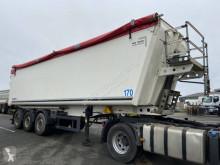 Semi remorque Schmitz Cargobull SKI 52m3 - Ptes universelles benne occasion