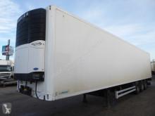 Semi remorque frigo mono température Lamberet Carrier Vector 1850, 247 Breit/ Width, 260 Hoch/ Height.