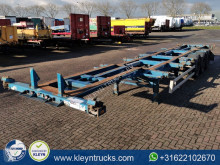 Semitrailer containertransport Renders ROC 12.27CC N