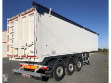 Tisvol Aluminium semi-trailer used cereal tipper