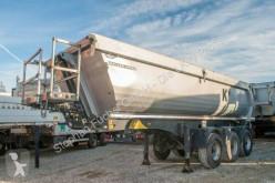 Meiller tipper semi-trailer MHPS 12/27 Hardox Stahl Kippmulde