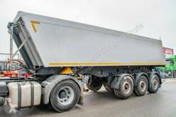 Meiller tipper semi-trailer MHKA 12/27 Alu-Kippmulde