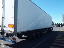 Semirimorchio furgone plywood / polyfond Fruehauf FOURGON 3 ESSIEUX