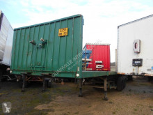 Semitrailer Trailor Non spécifié platta begagnad