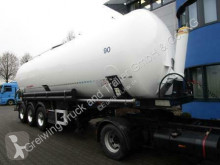 Feldbinder powder tanker semi-trailer KIP 45.3