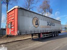 Félpótkocsi Fruehauf Tautliner használt függönyponyvaroló