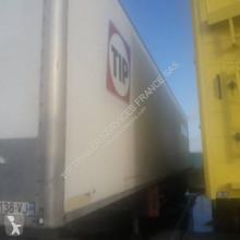 Semirimorchio Fruehauf FOURGON 3 ESSIEUX furgone plywood / polyfond usato