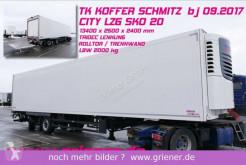 Schmitz Cargobull SKO 20 / CITY LZG / TRIDEC / LBW 2000 kg TK ONE semi-trailer used insulated