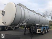 Semi remorque citerne produits chimiques Magyar CITERNE CHIMIQUE MONO CUVE 30000