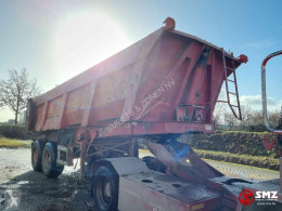 Trailor Oplegger Lames/steel semi-trailer used tipper