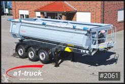 Schwarzmüller tipper semi-trailer NEU, 25cbm Halfpipe Stahl-Segmentmulde