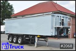 Semirimorchio ribaltabile trasporto cereali Schwarzmüller Aluminium Großraummulde Getreidekipper 49 cbm