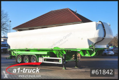 Полуремарке Feldbinder EUT 62.3 Silo 62m³ Futter 4 Kammern цистерна за превоз на храни втора употреба