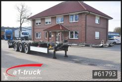 Sættevogn chassis Schmitz Cargobull Multi 20 bis 45 , Front + Heckauszug
